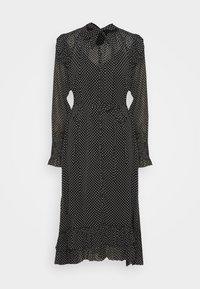AllSaints - LARA DOT DRESS - Day dress - black - 4