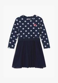Staccato - KID - Jumper dress - deep tinte - 0