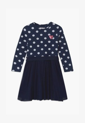 KID - Jumper dress - deep tinte