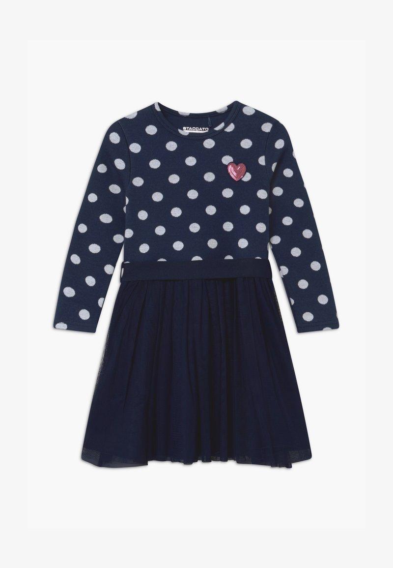 Staccato - KID - Jumper dress - deep tinte