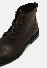 Vagabond - JOHNNY - Lace-up ankle boots - clay - 4