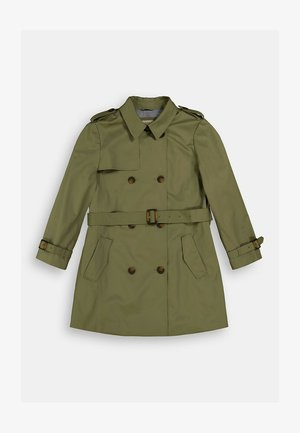 Trenchcoat - khaki green