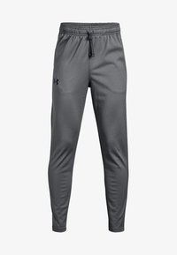 Under Armour - BRAWLER TAPERED PANT - Pantalones deportivos - graphite - 0