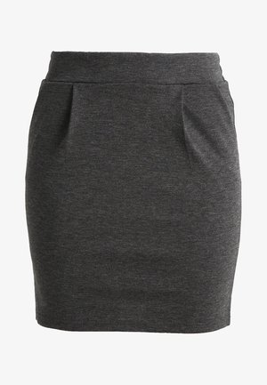 IHKATE SK - Blyantnederdel / pencil skirts - dark grey melange