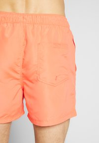 Jack & Jones - JJIARUBA SWIM  SHORTS - Swimming shorts - hot coral - 1
