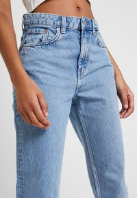 Weekday - VOYAGE - Relaxed fit jeans - pen blue - 3
