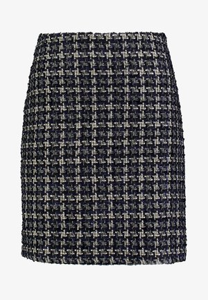 JULIA SKIRT - Minijupe - navy