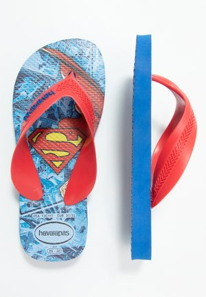 KIDS MAX HEROIS - Chanclas de dedo - blue star
