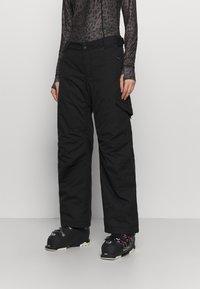 Rojo - ADVENTURE AWAITS PANT - Snow pants - true black - 0