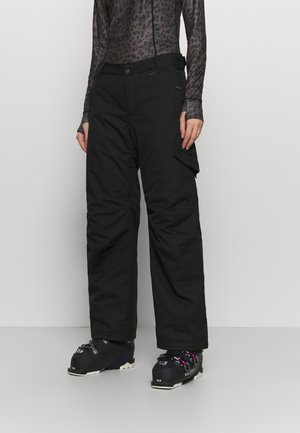 ADVENTURE AWAITS PANT - Schneehose - true black