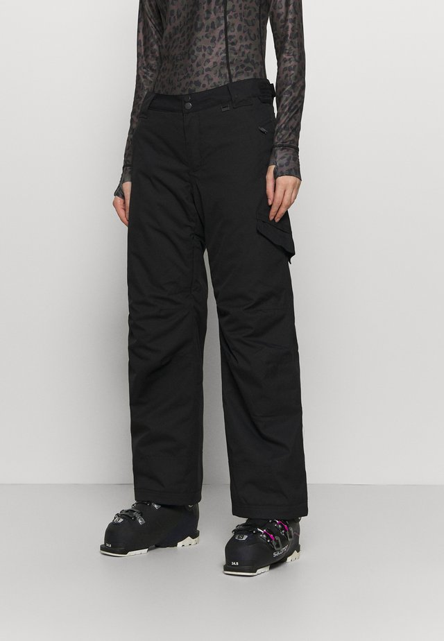 ADVENTURE AWAITS PANT - Ski- & snowboardbukser - true black