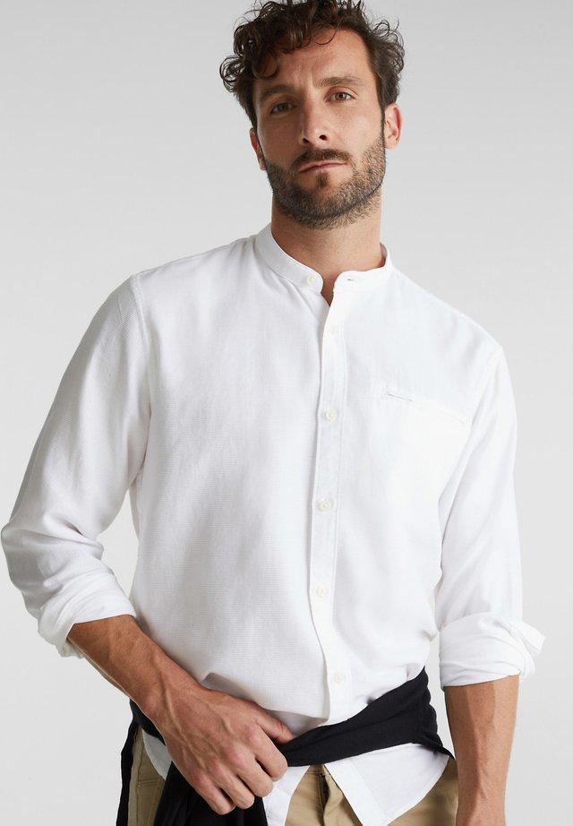 WINTERWAFFL - Camicia - white