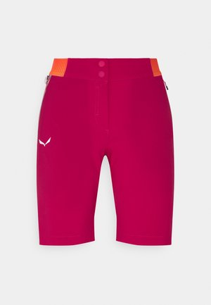 PEDROC SHORTS - Korte broeken - rose red