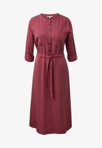 TOM TAILOR DENIM - Shirt dress - dry rose - 4