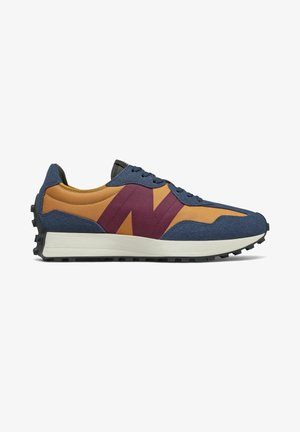 Trainers - natural indigo
