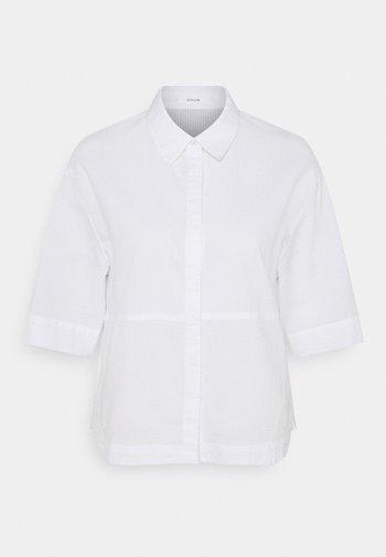 FRIEDI STRIPE - Blouse - white