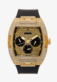 Guess - MENS TREND - Chronograph watch - black/gold-coloured - 0