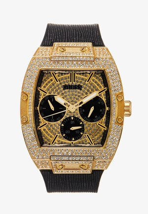 MENS TREND - Montre à aiguilles - black/gold-coloured
