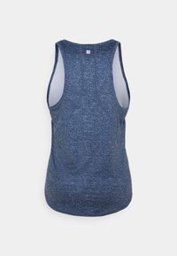 Sweaty Betty - ENERGISE WORKOUT VEST - T-shirt de sport - beetle blue - 0