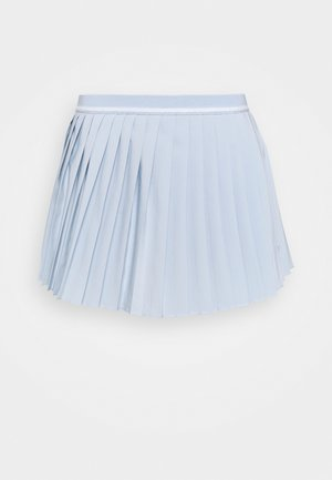 SKORT WOMAN - Sports skirt - kentucky blue/blanc de blanc