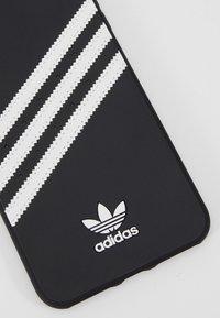 adidas Originals - ADIDAS OR MOULDED CASE SAMBA - Obal na telefon - black / white - 2