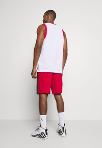 Jordan - JUMPMAN SHORT - Short de sport - gym red/gym red/black/black - 3