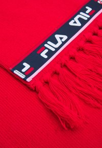 Fila - TAPED SCARF UNISEX - Scarf - true red - 2