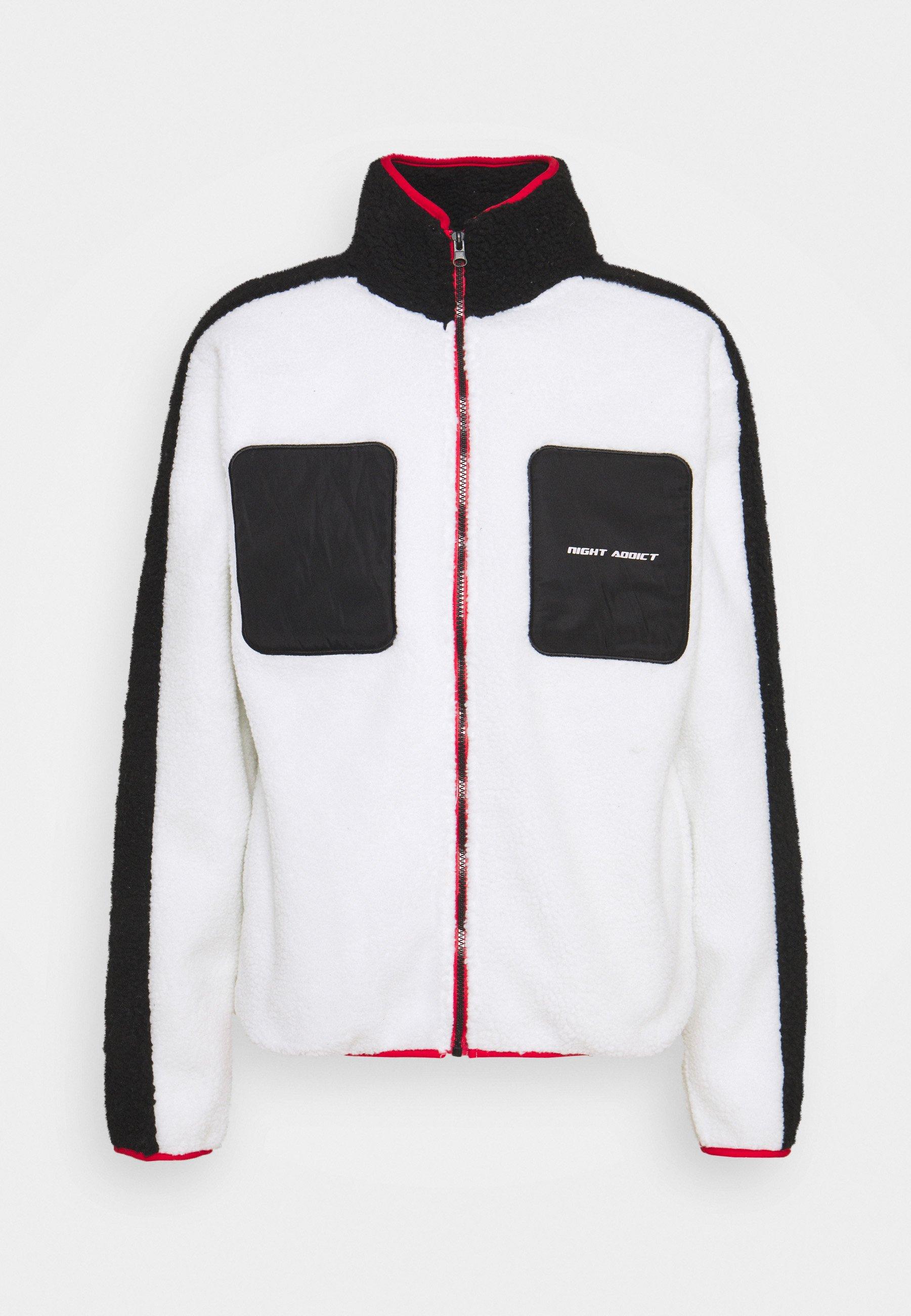 Men DERIK - Fleece jacket
