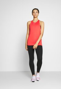 Nike Performance - TANK ALL OVER  - Funktionstrøjer - track red/white - 1