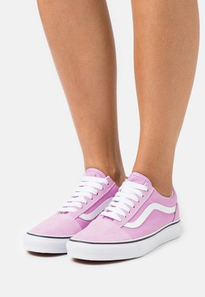OLD SKOOL - Trainers - orchid/true white