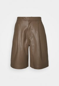 Soaked in Luxury - SLKARLEE - Shorts - chocolate chip - 3