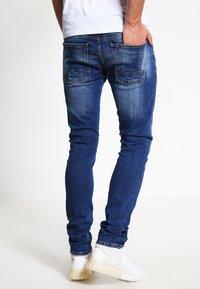 Blend - Slim fit jeans - blue denim - 2