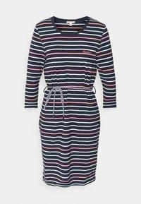 Barbour - APPLECROSS DRESS - Sukienka z dżerseju - navy - 3