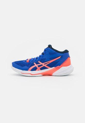 SKY ELITE 2 FF MT - Volleyball shoes - lapis lazuli blue/blazing coral