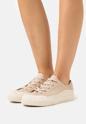 VEGAN SESAM - Sneakers basse - beige medium dusty