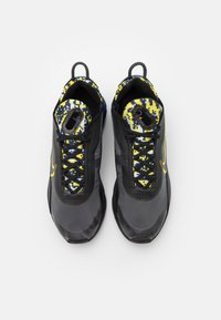 Nike Sportswear - AIR MAX 2090 - Trainers - black/tour yellow/binary blue - 3