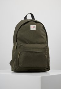 HKT by Hackett - BACKPACK - Batoh - khaki - 0