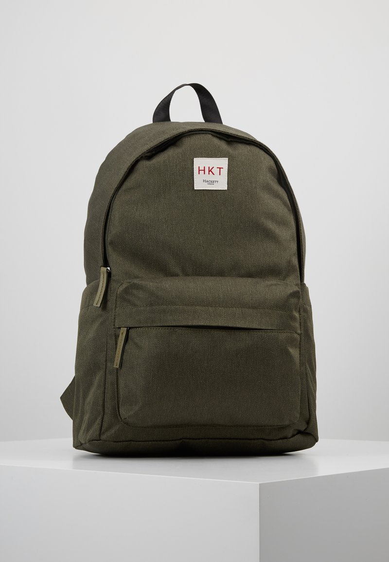 HKT by Hackett - BACKPACK - Batoh - khaki
