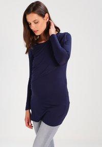 Envie de Fraise - SIDONIE  - Long sleeved top - navy blue - 0