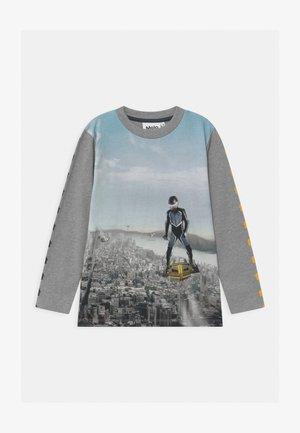 REIF - Long sleeved top - grey