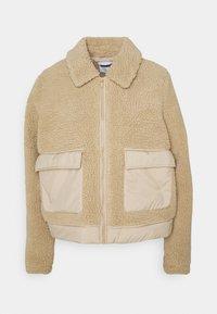 Noisy May - NMTANYA JACKET - Light jacket - beige - 4