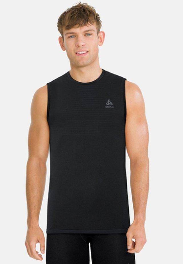 PERFORMANCE X-LIGHT - Unterhemd/-shirt - black