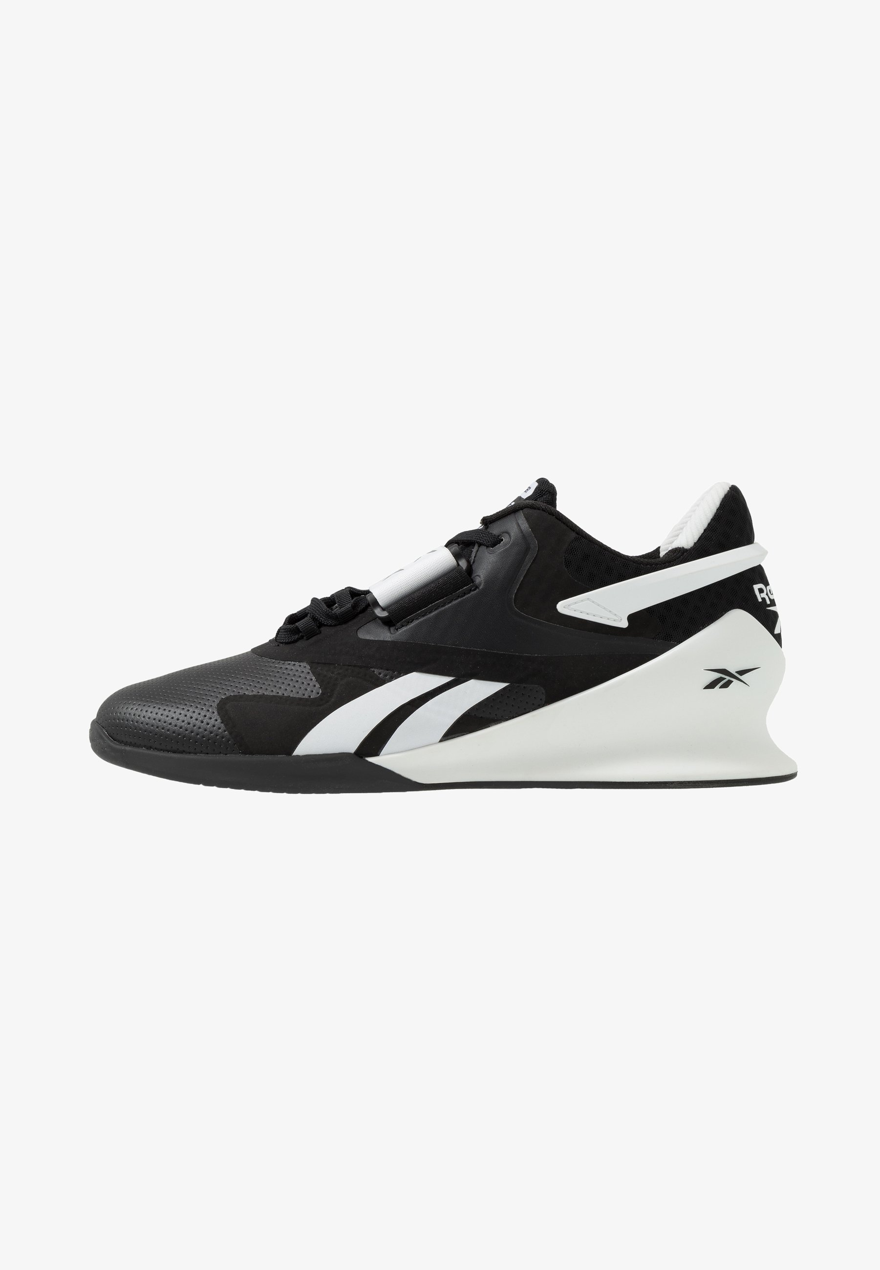 bordado Revocación Criticar  Reebok LEGACY LIFTER II - Sports shoes - black/white/black - Zalando.co.uk