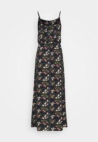 ONLY - ONLNOVA LUX STRAP MAXI DRESS - Maxi dress - black/venus - 1
