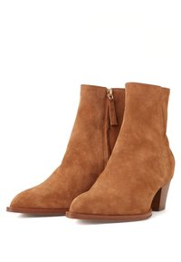 BOSS - KENDAL  - Classic ankle boots - light brown - 3