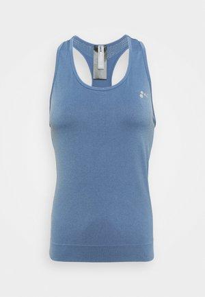 ONPCHRISTINA SEAMLESS  - Funkční triko - bijou blue