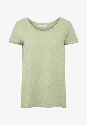 T-shirt basic - safari green