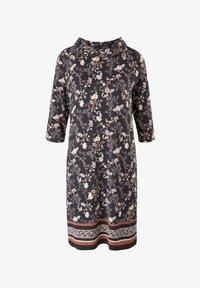 s.Oliver BLACK LABEL - Day dress - black floral aop - 6