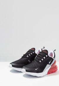 Nike Sportswear - AIR MAX 270 - Sneakers laag - black/white/ember glow/wolf grey - 3