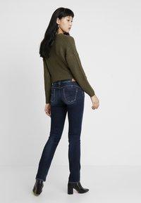 Le Temps Des Cerises - PULP REG - Straight leg jeans - blue - 2